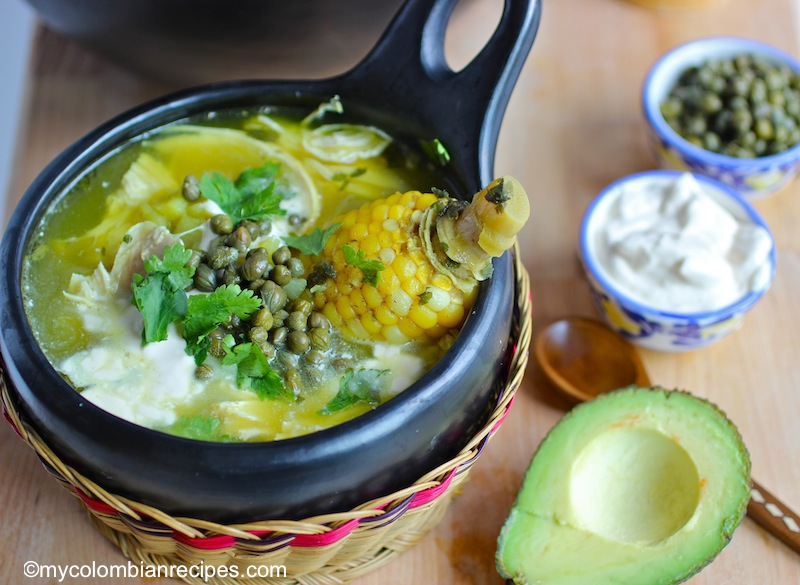 Ajiaco Colombiano Recipe