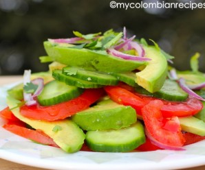 Bolivian Avocado And Tomato Salad Recipes — Dishmaps