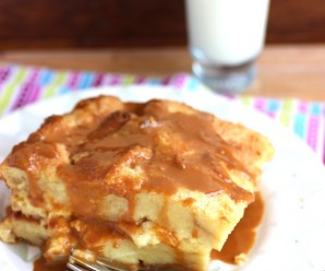 Pudín de Pan (Bread Pudding)|mycolombianrecipes.com