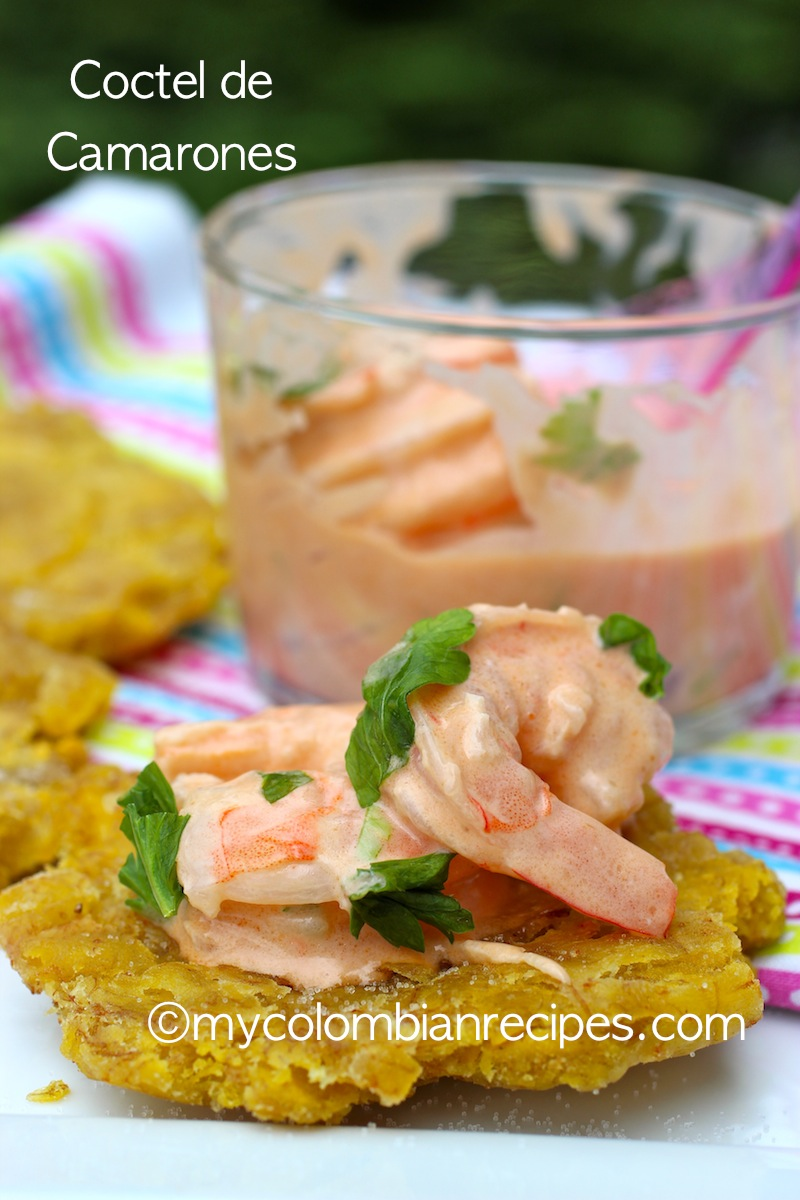 Colombian Shrimp Cocktail by mycolombianrecipes