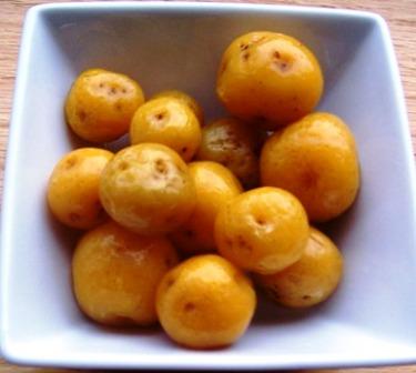 Papas Criollas (Andean Potatoes)