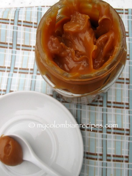 Homemade Arequipe Or Dulce De Leche My Colombian Recipes