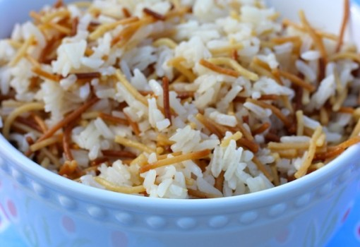 "<span class=""p-name"">Arroz con Fideos (Rice with Angel Hair Pasta)</span>"