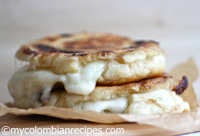 Arepas Rellenas De Queso My Colombian Recipes