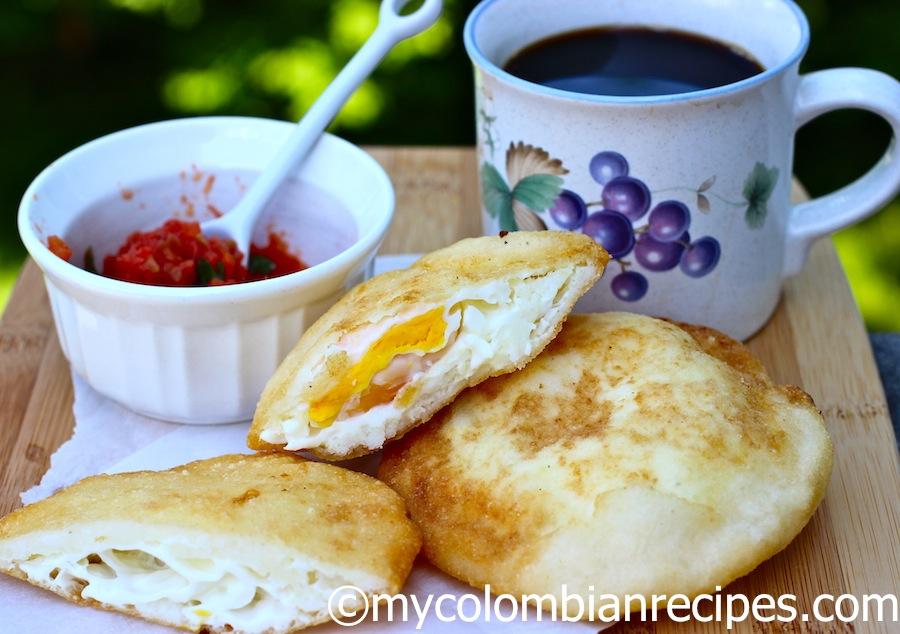 Recetas de Comida Colombiana Arepas