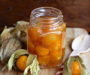 Dulce de Uchuvas (Gooseberry Preserves) |mycolombianrecipes.com