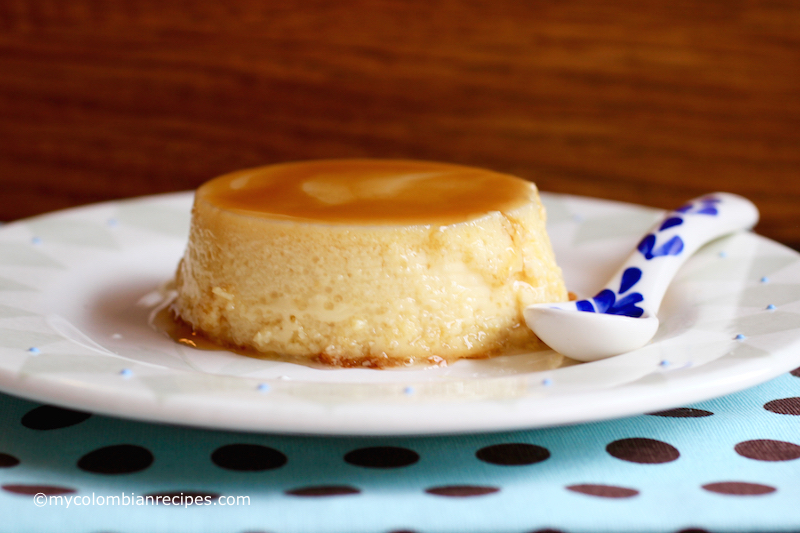 ... flan , coffee flan and just about any flavor of flan you can imagine