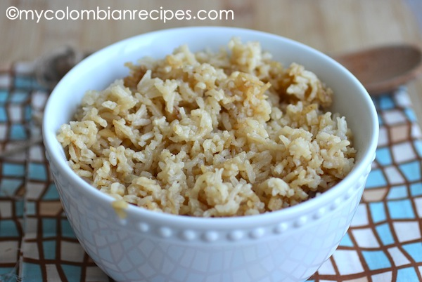 Rice with Caramelized Onions Recipe
