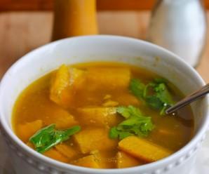 Sopa de Plátano Verde  mycolombianrecipes.com