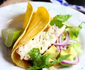 Tacos de Pescado |mycolombianrecipes.com