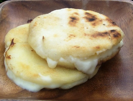 Cheese Stuffed Corn Cakes Arepas Rellenas De Queso My Colombian Recipes