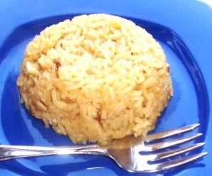 Arroz con Cebolla |mycolombianrecipes.com