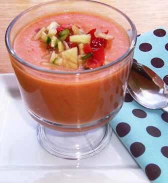 Gazpacho Soup Cold Spanish Soup My Colombian Recipes