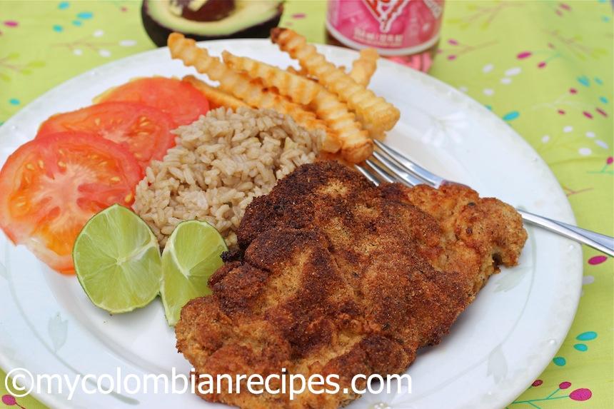 Chuleta Valluna Colombia