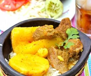 Sudado de Res (Colombian Beef Stew) |mycolombianrecipes.com