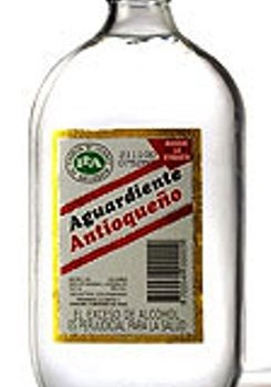 Aguardientes Colombiano