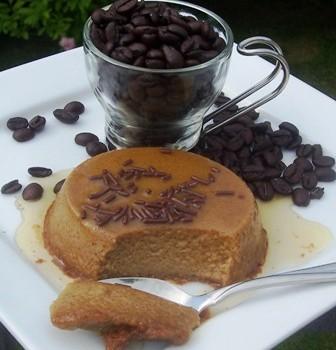 Flan de café (Coffee Flan)