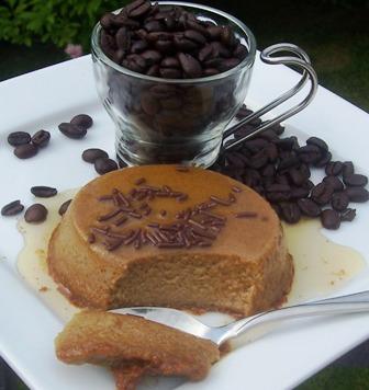 Flan de Café or Coffee Flan