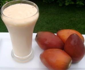 Jugo de Tomate de Arbol |mycolombianrecipes.com