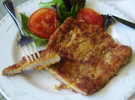Chuleta Valluna or Colombian Breaded Pork
