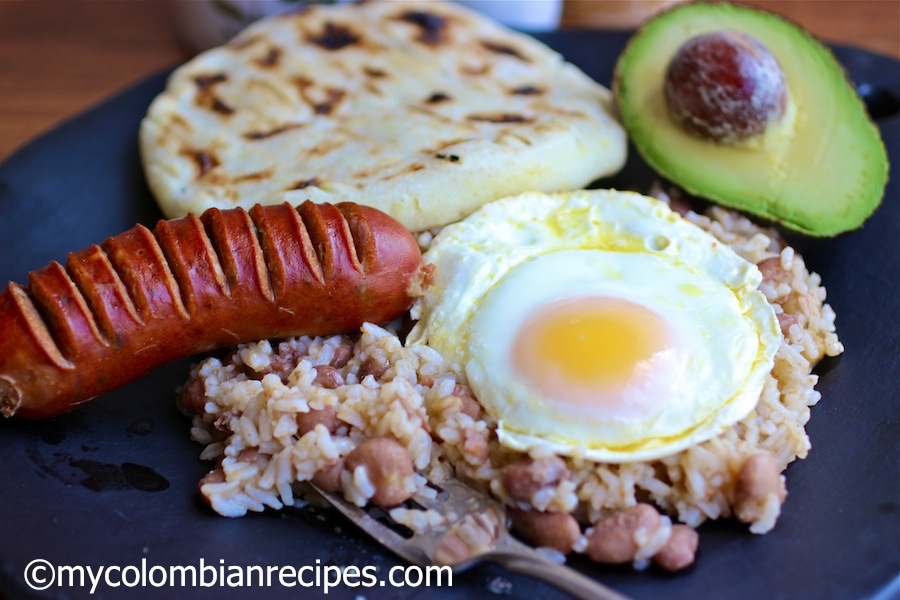 Colombian Food Recipes Breakfast