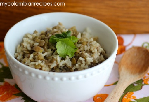 "<span class=""p-name"">Rice with Coconut and Lentils (Arroz con Coco y Lentejas)</span>"
