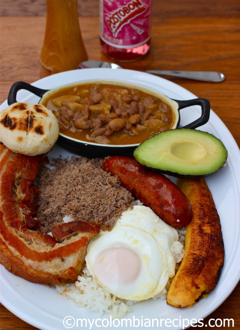 Recipes For Traditional Colombian Food
