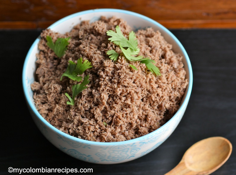 Colombian- Style Powdered Beef (Carne en Polvo)