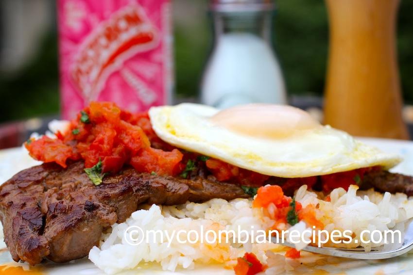 Recetas de Comida Colombiana en Ingles