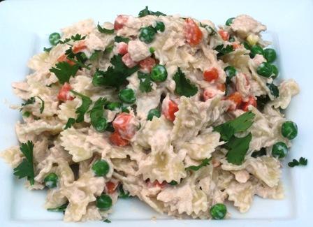 Pasta and Tuna Salad