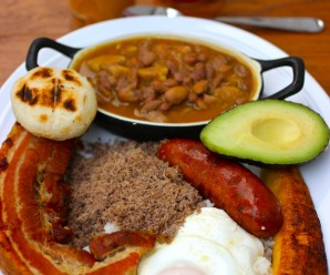 My colombian recipes colombian and latin food recipes bandeja paisa paisa platter forumfinder Gallery