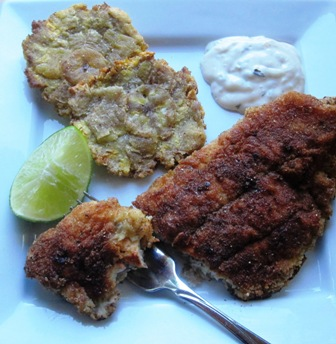 "<span class=""p-name"">Breaded Catfish (Bagre Apanado o A la Milanesa)</span>"