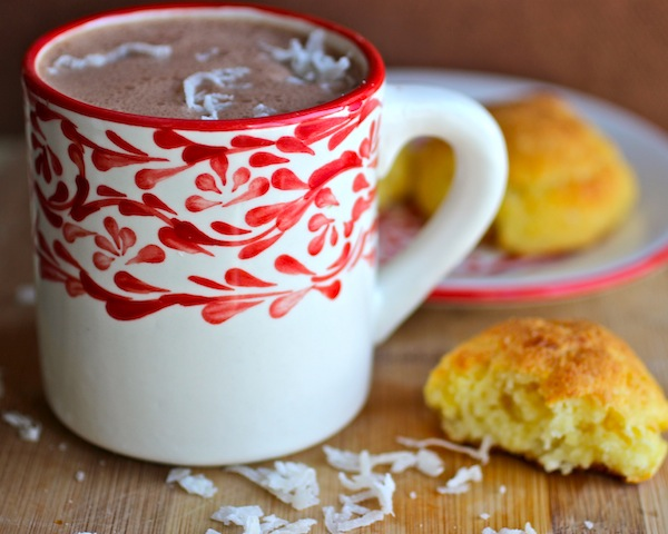 My Colombian Recipes-Hot Chocolate