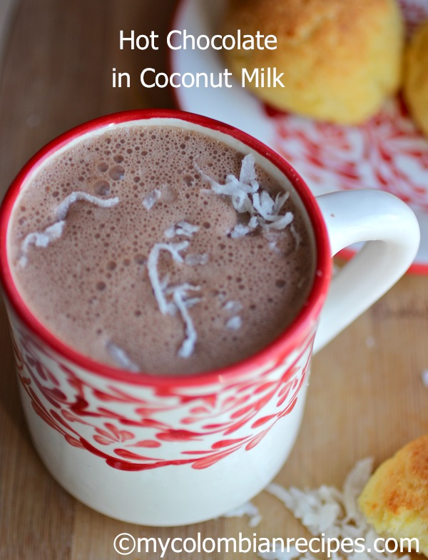 Colombian Style Hot Chocolate