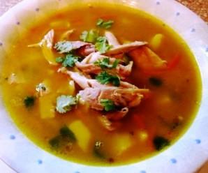 Sopa Alverjita