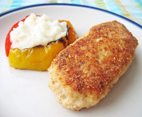 Chicken Kiev | My Colombian Recipes