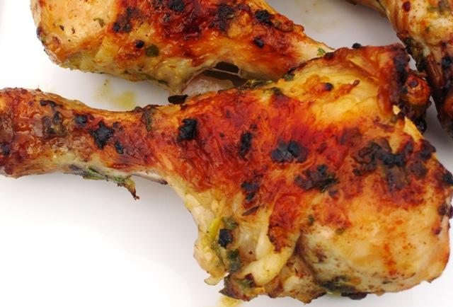 Pollo Asado Colombiano