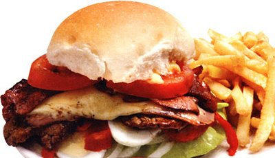 A Sandwich or Hamburger Recipe? Neither – a Delicious Uruguayan Chivito!