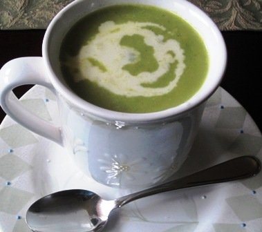 Broccoli-Soup