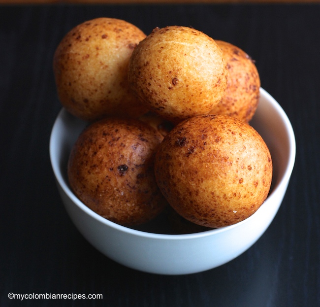 Colombian Buñuelos|mycolombianrecipes