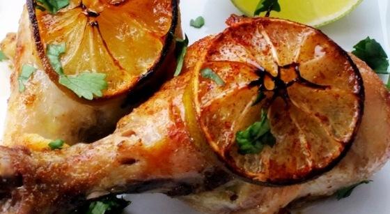 Pollo con Limon