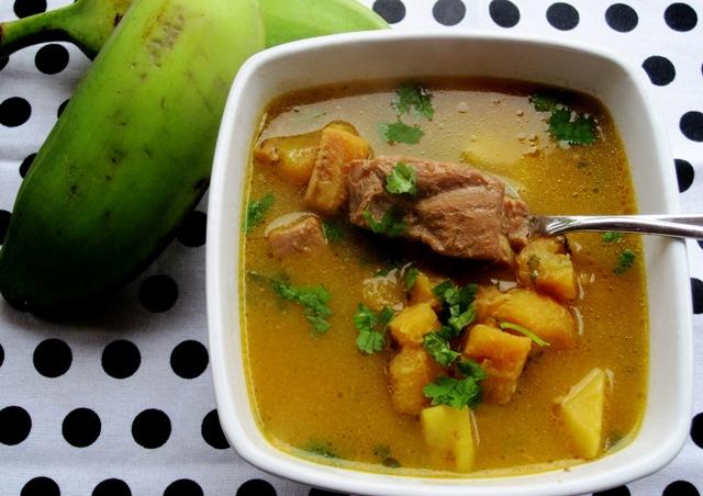 Sopa-de-Guineo