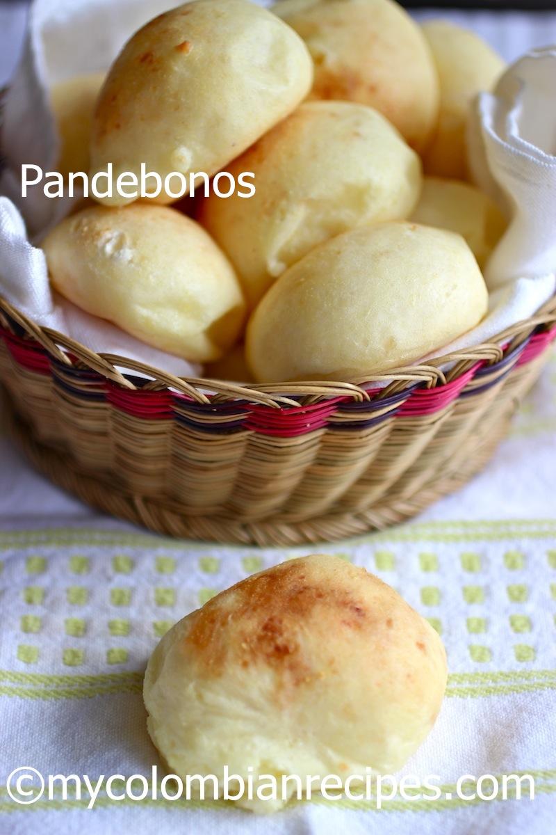 Pandebono Colombiano