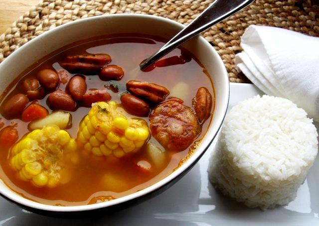 Quick Bean Soup