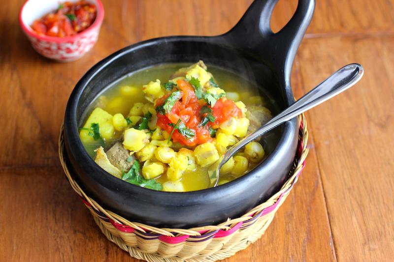 Sopa de Mute Colombiana |mycolombianrecipes.com