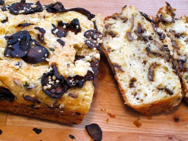 Mushroom Cake1