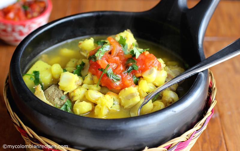 Colombian Sopa de Mute |mycolombianrecipes.com