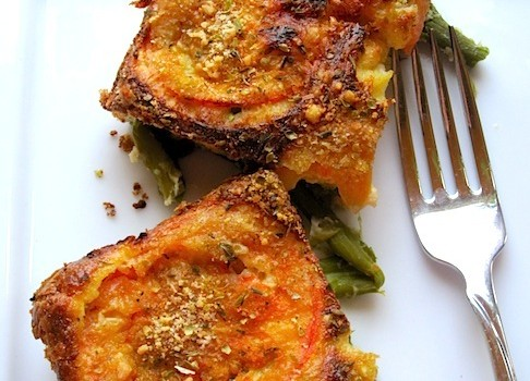 "<span class=""p-name"">Asparagus and Tomato Baked Frittata</span>"