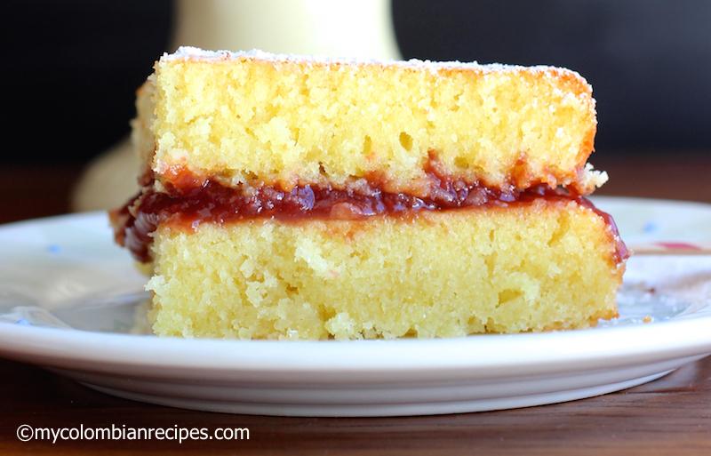 Torta Maria Luisa Recipe