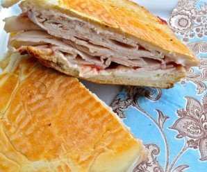 Sandwich Elena Ruz ( Cuban Turkey Sandwich)|mycolombianrecipes.com